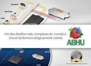 ABHU inicia projeto de eficiência energética
