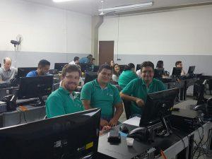 Funcionários fazem curso sobre sistema de informações hospitalares
