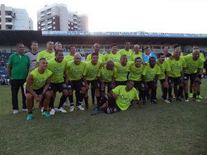 Mais de três mil prestigiam a Tarde de Futebol Amor de Criança, no Abreuzão