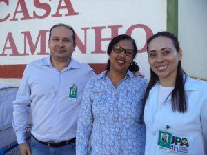Funcionários da UPA Norte fazem doação para Casa do Caminho