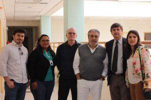 Unimar e HBU podem contar com auxílio da Itália para hospital oncológico