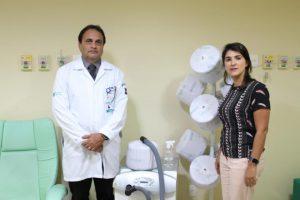 HBU TEM equipamento que reduz a queda de cabelo durante a quimio