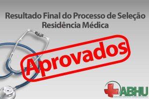 Concurso Seletivo Para Residência Médica 2013 – SEGUNDA FASE