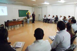 Hospital ABHU comemora data com apresentação