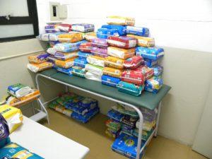 Amor de Criança recebe mais de 600 pacotes de fraldas
