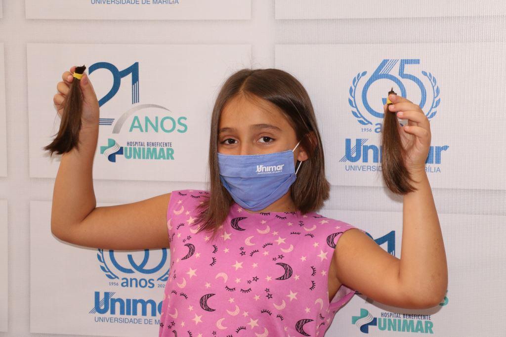 Campanha do Hospital Oncológico e parceiros arrecada mais de 250 mechas de cabelos